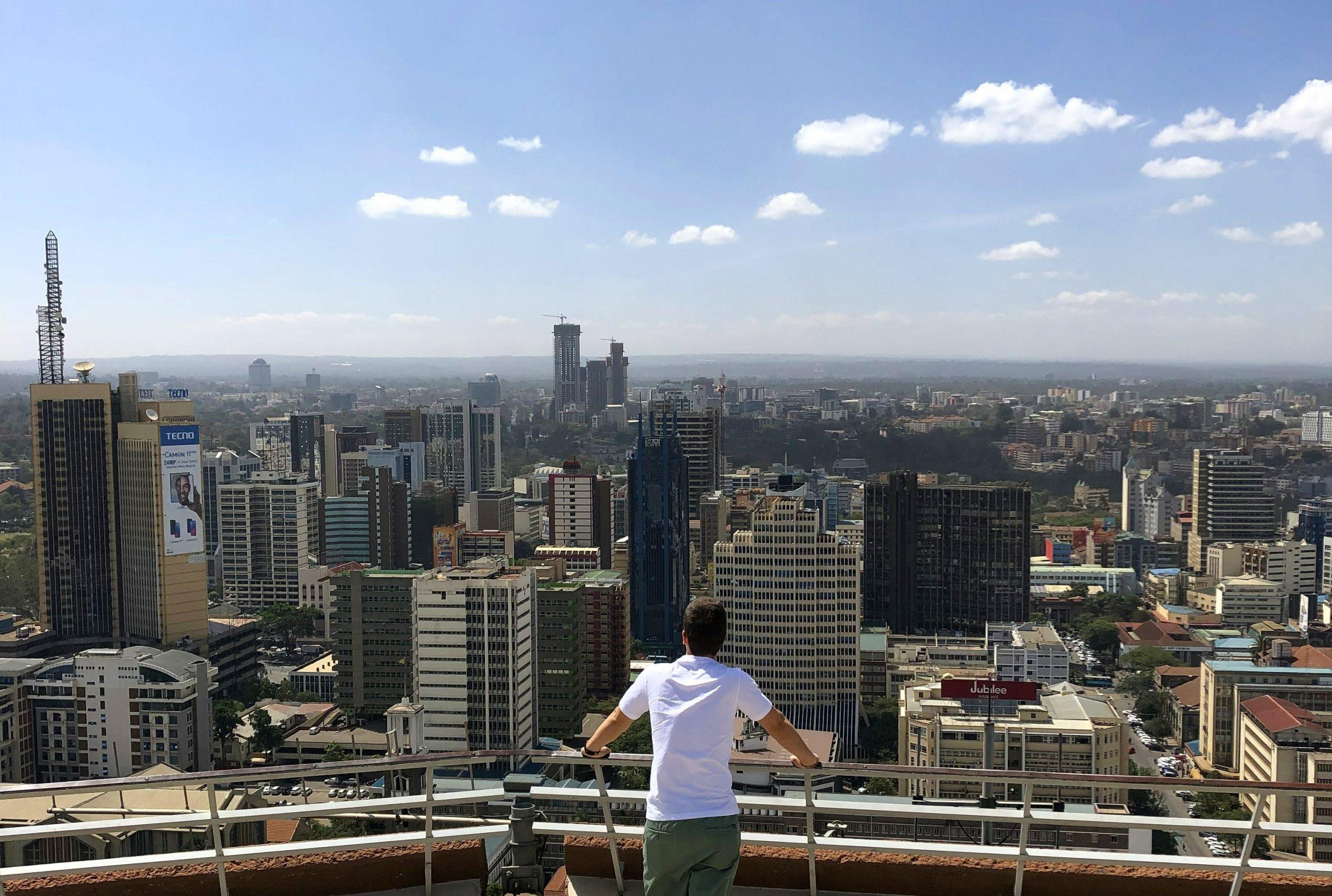 Kenya, a different entrepreneurial mindset