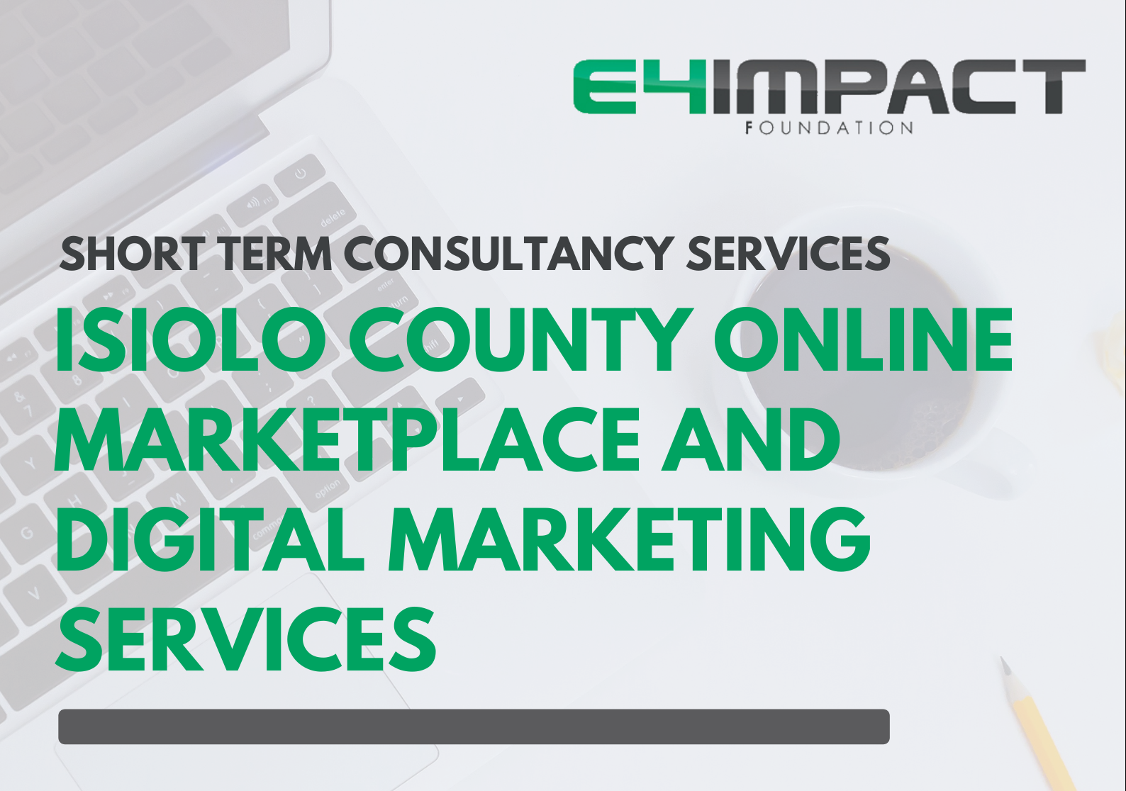 Isiolo County Online Marketplace and Digital Marketing Services