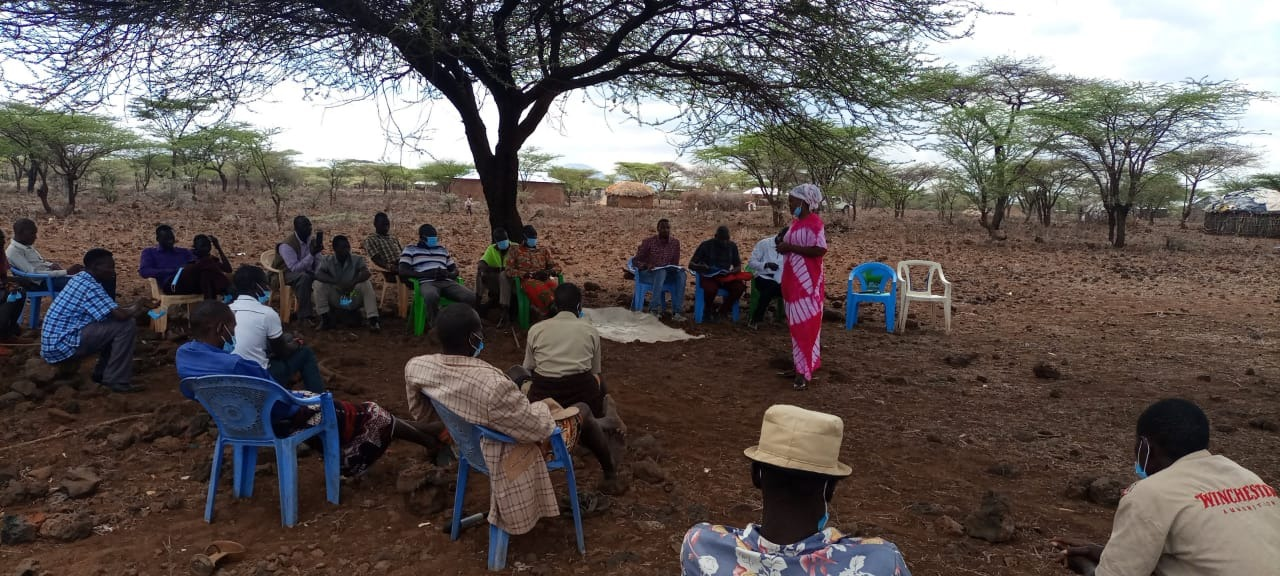 Using the Co-operative Model to build Synergies in the Turkana Community